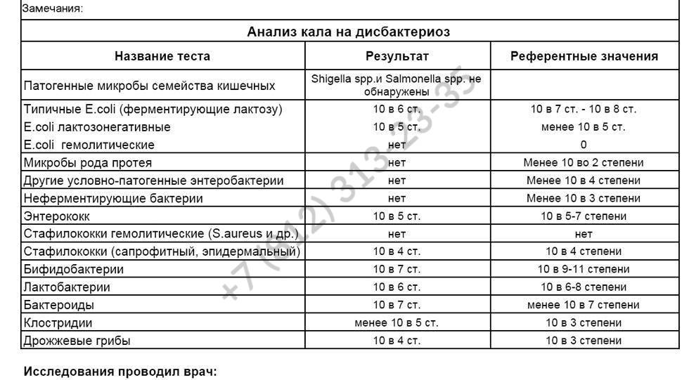 Купить анализ кала на дисбактериоз - в Спб недорого и с доставкой за 1199 рублей